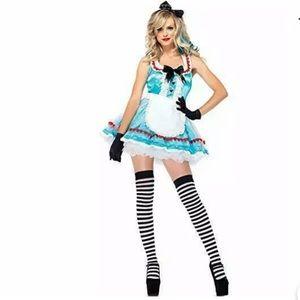 Leg Avenue sweetheart Alice cosplay costume